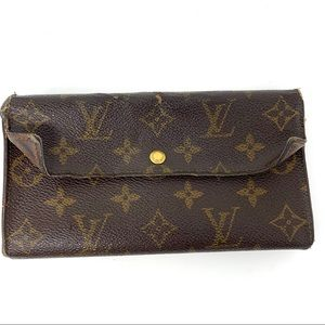 Louis Vuitton vintage wallet MI1913 B167